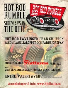 Hot Rod Rumble 2013