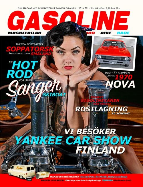 Gasoline Magazine